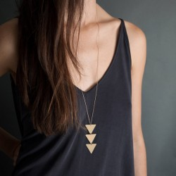 Collier coeurs