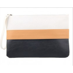 Wristlet Envelope Coffee