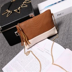 Shoulder Purse Pu Leather