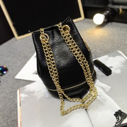 Bucket Bag Black (small)